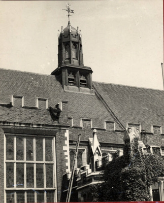 Exterior (College?); Shapland and Petter HLF; 2041