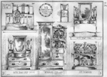 Bedroom Suite 153 (Drawing from Catalogue); Shapland and Petter HLF; 5784