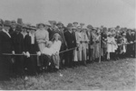 Sports Day in Braunton c1920's; 1097