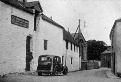 Church Street, Braunton  - C.H. Symonds & Son,; 110