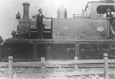 Locomotive B,Wh & AR 1900; Photographer: Unknown; 1900; 348