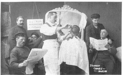 Twiss Hairdresser; Unknown; 17