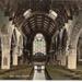 Interior of Parish Church, Ilfracombe ; 1911; ilfcm.26665
