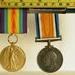 British war service medal 1914-1918. ; ilfcm.21006c
