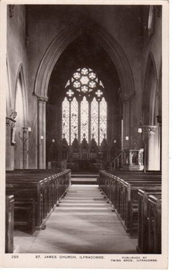 interior st james church; ilfcm.26681