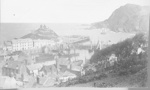 View of Lantern Hill, Ilfracombe; Photographer: Unknown; 57