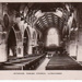 Interior of Parish Church postmarked 1910, (note gas lighting); ilfcm.26651