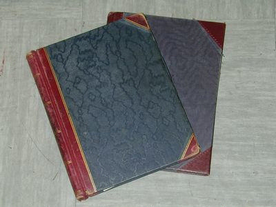 Book for illustrative purposes only(Alfred Chapman Diary); 17-3143