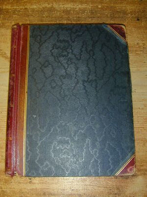 Book for illustrative purposes only (Alfred Chapman Diary); 17-3148