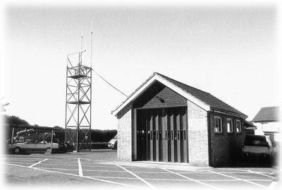 Public Services - Fire Station, North Tawton; 1960; 39-19987