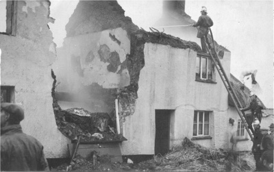 Bishops Nympton Fire; Unknown; 1936; 153
