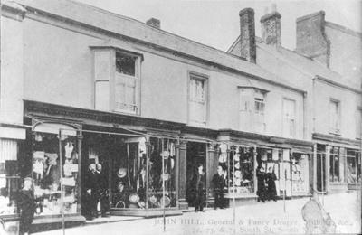 Hill Draper South Molton; 1890; 2007