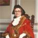 Mayor Mrs. G.E. Norris, South Molton; Gordon Bray; 1975; 774