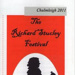 Richard Stucley Festival Events Programme 29th January-6th February 2011; 2011; 85-19736
