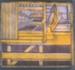 Stained glass window panel:Thomas Fowler Calculating Machine; Douglas Pollock; 1999; 84