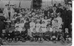 School type Group Photograph; 5-11554
