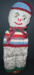 Knitted doll.; 2009; KT.D.W/A 5