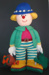 Knitted doll - Jean Greenhowe Bertie Bloomer; 2006; KT.D.W/A 11