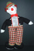 Knitted doll; 2006; KT.D.W/A 15