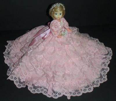 Kiwiana bride doll; 1970s; KIWIANA 1