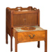 Bedside Commode,  (one of two); Photo credit: John Hammond