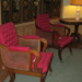 Trotter Bergere Chair rosewood 1 of 4; William Trotter