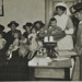 Baby weighing at clinic; c.1915; LMA_4314_07_001_0003
