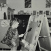 Child painting in playgroup; 1971; LMA_4314_07_003_0001