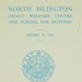 North Islington Infant Welfare Centre and School for Mothers, Thirty-first Annual Report, 1944-1945; 01/01/1945; LMA_4314_04_036
