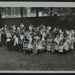 Group photo of mothers, nurses and other staff with babies and children; c. 1920; LMA_4314_07_001_0018