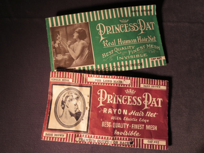 Princess Pat Hair Nets; Princess Pat.; 014.0112.0002