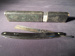Black Straight Razor with Case; H.B Boker and Co.; 014.0134.0001