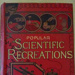 Popular Scientific Recreations; Ward, Lock and Co. Limited; 018.0002.0001