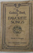 The Golden Book of Favorite Songs; Hall and McCreary Co.; 014.0055.0001