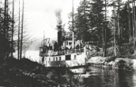 """Photo Album #12 """"Ferries and Ships""""; 015.0012.0001.0036"""