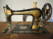 Singer Foot-Powered Sewing Machine Table; 014.0105.0001