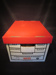 """Storage Container """"HB #1"""" - Bedroom Items; 014.0216.0007"""