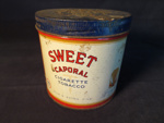 Sweet Caporal Cigarette Tobacco (Tin); Sweet Caporal; 014.0061.0001