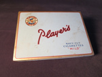 Player's Navy-Cut Cigarettes (Tin); Player's; 014.0071.0001