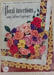 Floral Insertions Crochet Book; Canadian Spool Cotton Company; 018.0134.0001