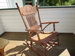 Rocking Chair; c. 1915; 013.0001.0001