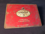 "Craven ""A"" Virginia Cigarettes; Craven ""A""; 014.0072.0001"