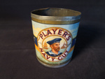 Player's Navy Cut Cigarettes (Tin); Player's; 014.0064.000