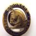 Wagoner's lapel badge; 1913; WSRM20