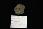 Pyrite; Mineral--Sulphide; GE 2.2a.3 / 1 - 2014