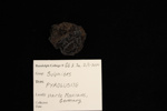 Pyrolusite; Mineral--Sulphide; GE 2.2a.2 / 5 - 2014
