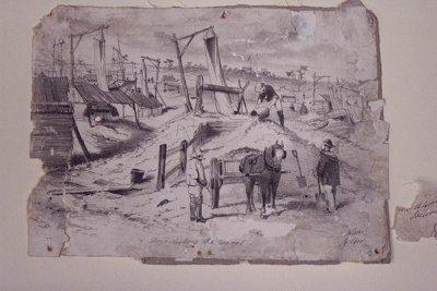 Deep Sinking Ballarat, S T Gill; 264.81