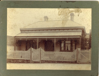 Photograph of 29 Eureka Street.; Titheridge & Growcott; 1900-1940; 06.1121