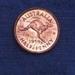 Coin, Halfpenny, 1959; 1959; 76.0563
