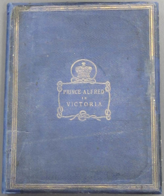 Narrative of the Visit of His Royal Highness the Duke of Edinburgh to the Colony of Victoria, Australia; Mason, Firth & Co; J.G. Knight; 1868; 70.5701